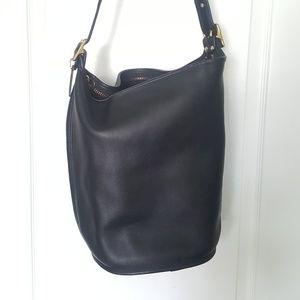 COACH Vintage Duffle Sac Feed Bag 9085
